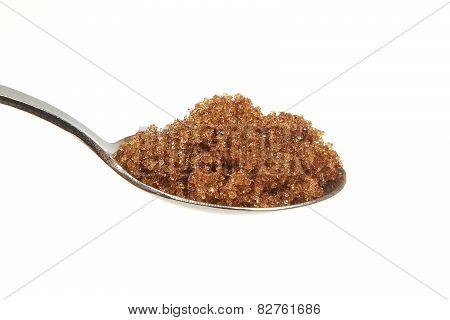 Brown Sugar On A Teaspoon