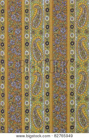 Woven cloth backdrop