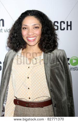 LOS ANGELES - FEB 3:  Jasika Nicole at the