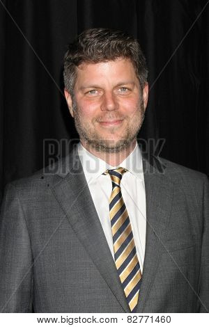 LOS ANGELES - JAN 10:  Adam Stockhausen at the 40th Annual Los Angeles Film Critics Association Awards at a Intercontinental Century City on January 10, 2015 in Century City, CA