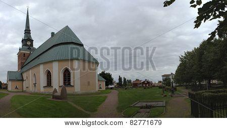 Church In Mora