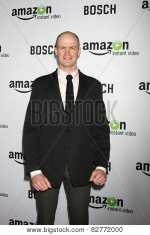 LOS ANGELES - FEB 3:  Adam O'Byrne at the