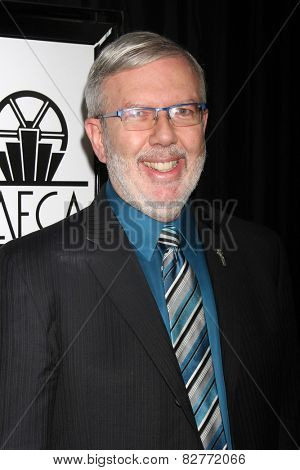 LOS ANGELES - JAN 10:  Leonard Maltin at the 40th Annual Los Angeles Film Critics Association Awards at a Intercontinental Century City on January 10, 2015 in Century City, CA