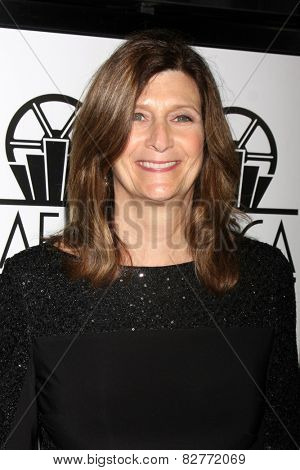 LOS ANGELES - JAN 10:  Sandra Adair at the 40th Annual Los Angeles Film Critics Association Awards at a Intercontinental Century City on January 10, 2015 in Century City, CA