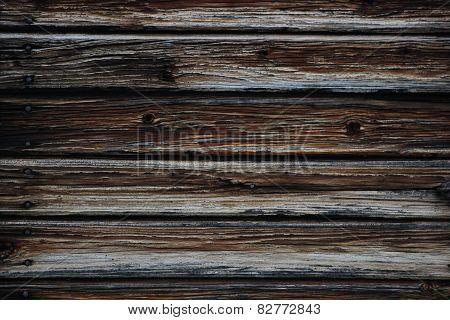 Dark Log Texture