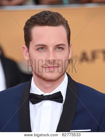LOS ANGELES - JAN 25:  Jesse Lee Soffer arrives to the 21st Annual Screen Actors Guild Awards  on January 25, 2015 in Los Angeles, CA