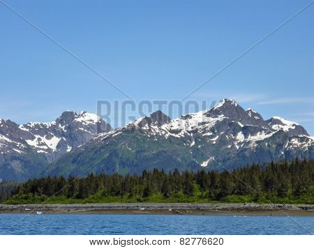 The Mountains of Prince William Sound