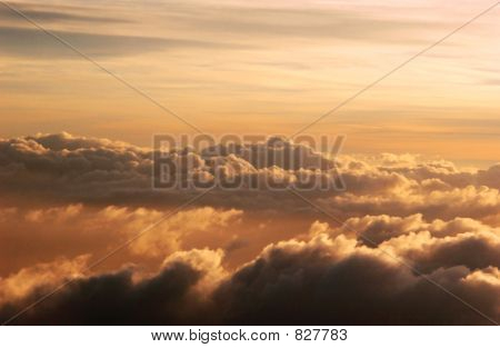 High Altitude Clouds