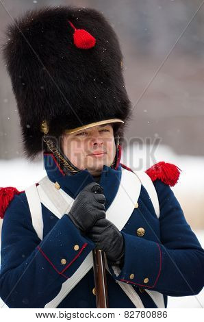 Russian Musketeer