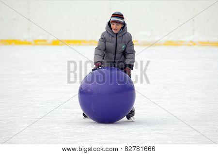Big Ball Running