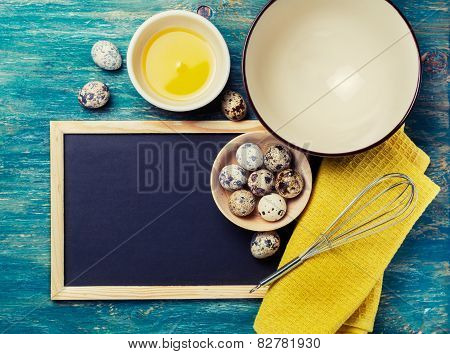 Kitchen Tools For Cooking Quail Eggs