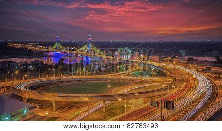 Nonthaburi Bridge