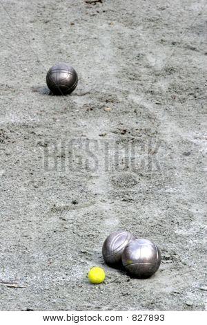 sport petanque