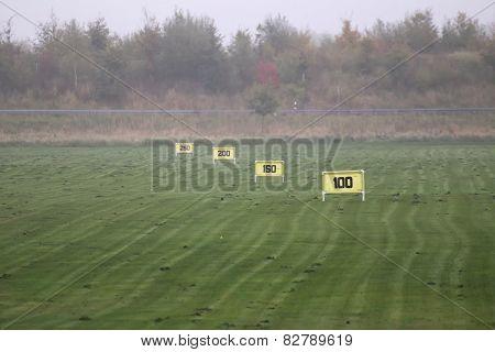 Range Markings
