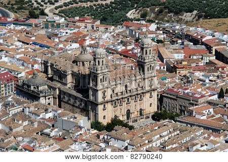 Jaen Cathedral.