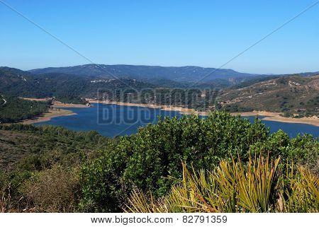 Reservoir, Castillo de Castellar