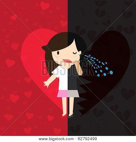 Love Vs Heartbreak