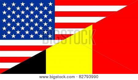 Usa Belgium