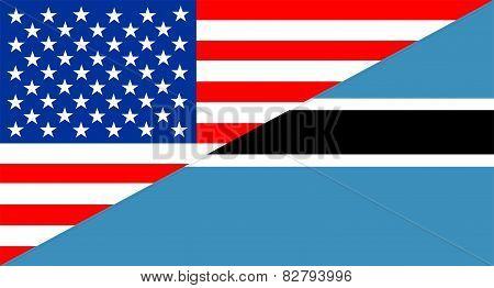 Usa Botswana