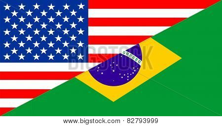Usa Brazil