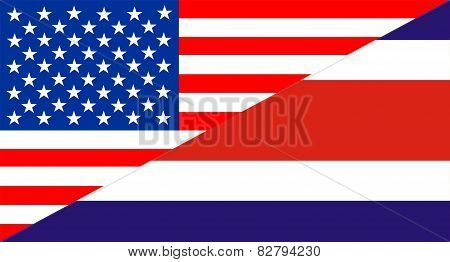 Usa Costa Rica