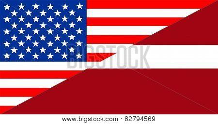 Usa Latvia
