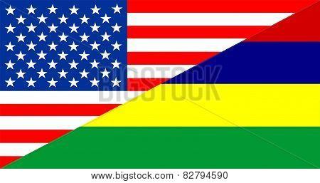 Usa Mauritius