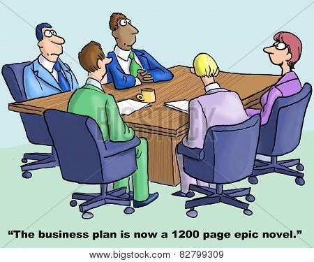Long Business Plan