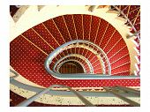 picture of staircases  - Semi - JPG