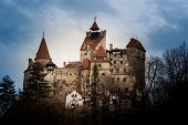 picture of dracula  - Bran Castle Transylvania Romania known as  - JPG