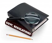 foto of irs  - government regulations - JPG