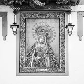 picture of altar  - Spain Andalusia region - JPG