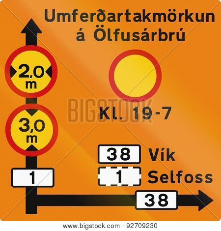 Restriction And Bypass In Iceland