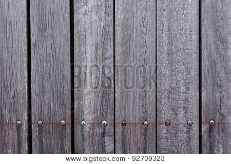 Wood Fence Texture Background