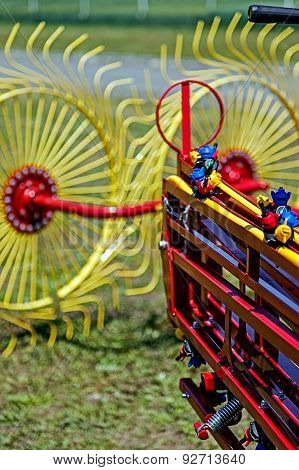 Agricultural Equipment. Detail 226