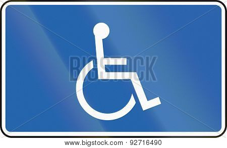 Disabled In Iceland