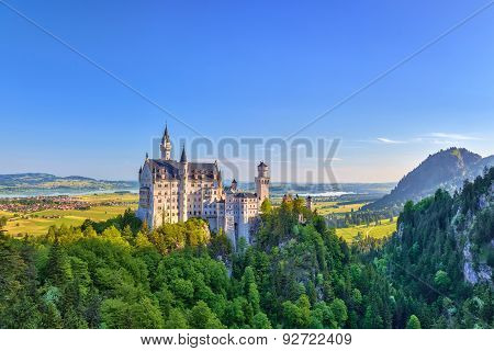 Neuschwanstein Castle - Germany