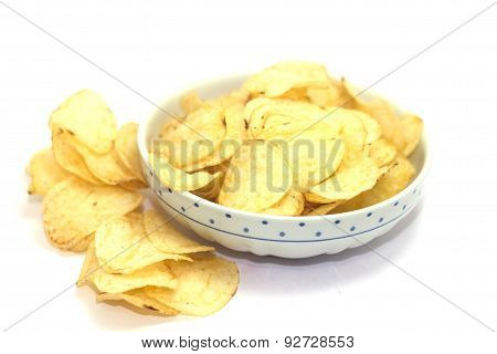 chips for aperitif