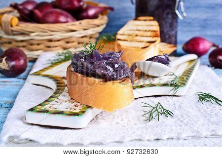 The Onion Confit