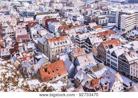 Heidenheim In Winter