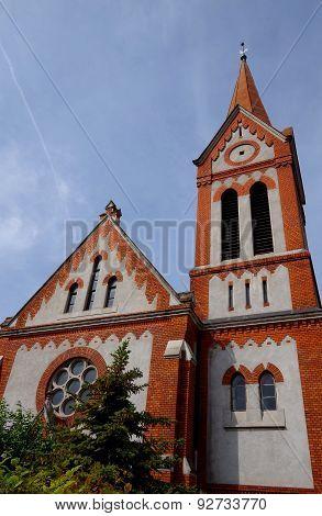 The Reformed Church, Roznava, Slovakia