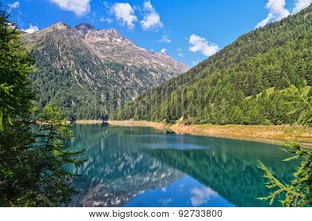 Trentino - Pian Palu Lake