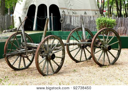 Vintage Horse Buggy
