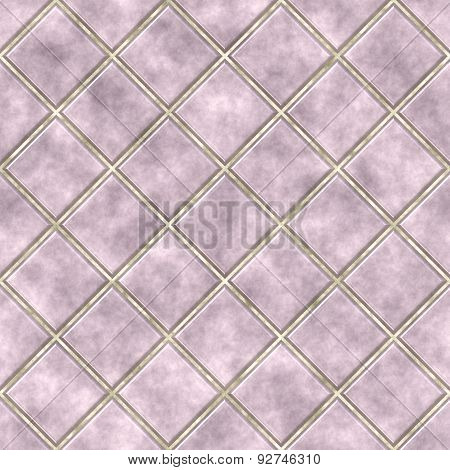 Tiles Seamless Generated Texture