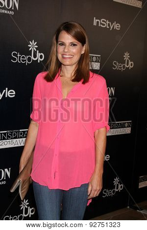 LOS ANGELES - JUN 5:  Suzanne Cryer at the Step Up Women's Network 12th Annual Inspiration Awards at the Beverly Hilton Hotel on June 5, 2015 in Beverly Hills, CA