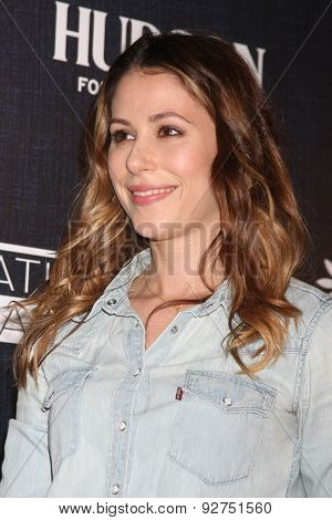 LOS ANGELES - JUN 5:  Amanda Crew at the Step Up Women's Network 12th Annual Inspiration Awards at the Beverly Hilton Hotel on June 5, 2015 in Beverly Hills, CA