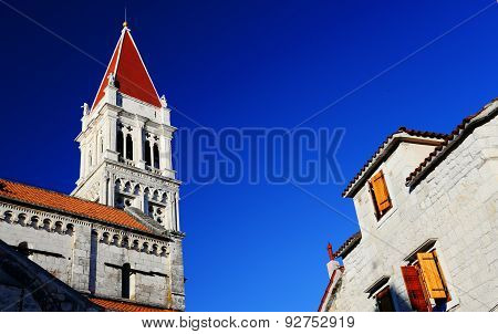 Cathedral Of Saint Lawrence In Trogir, Croatia