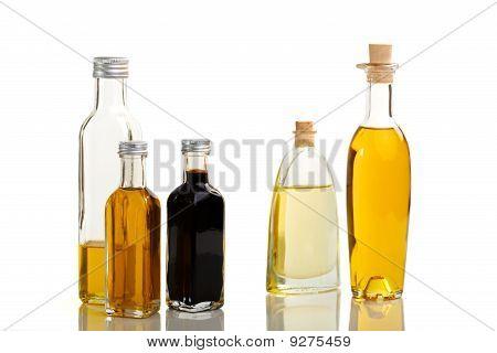 Aceite y vinagre surtido