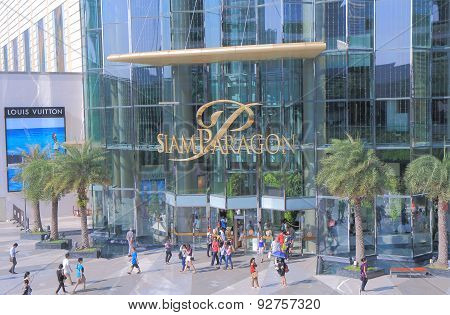 Siam Paragon shopping Bangkok