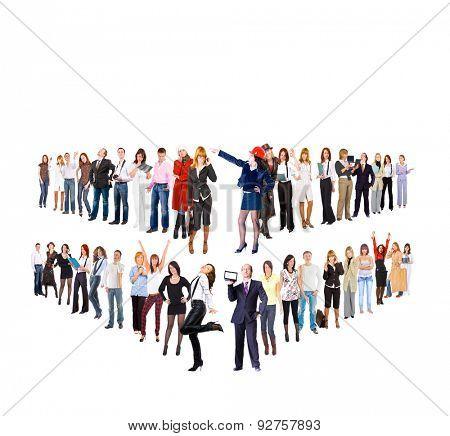 Office Culture Corporate Teamwork